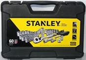 STANLEY Cement Hand Tool SOCKET SET 40 PIECE